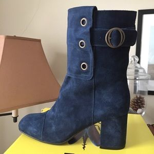 Fly London Suede Boots